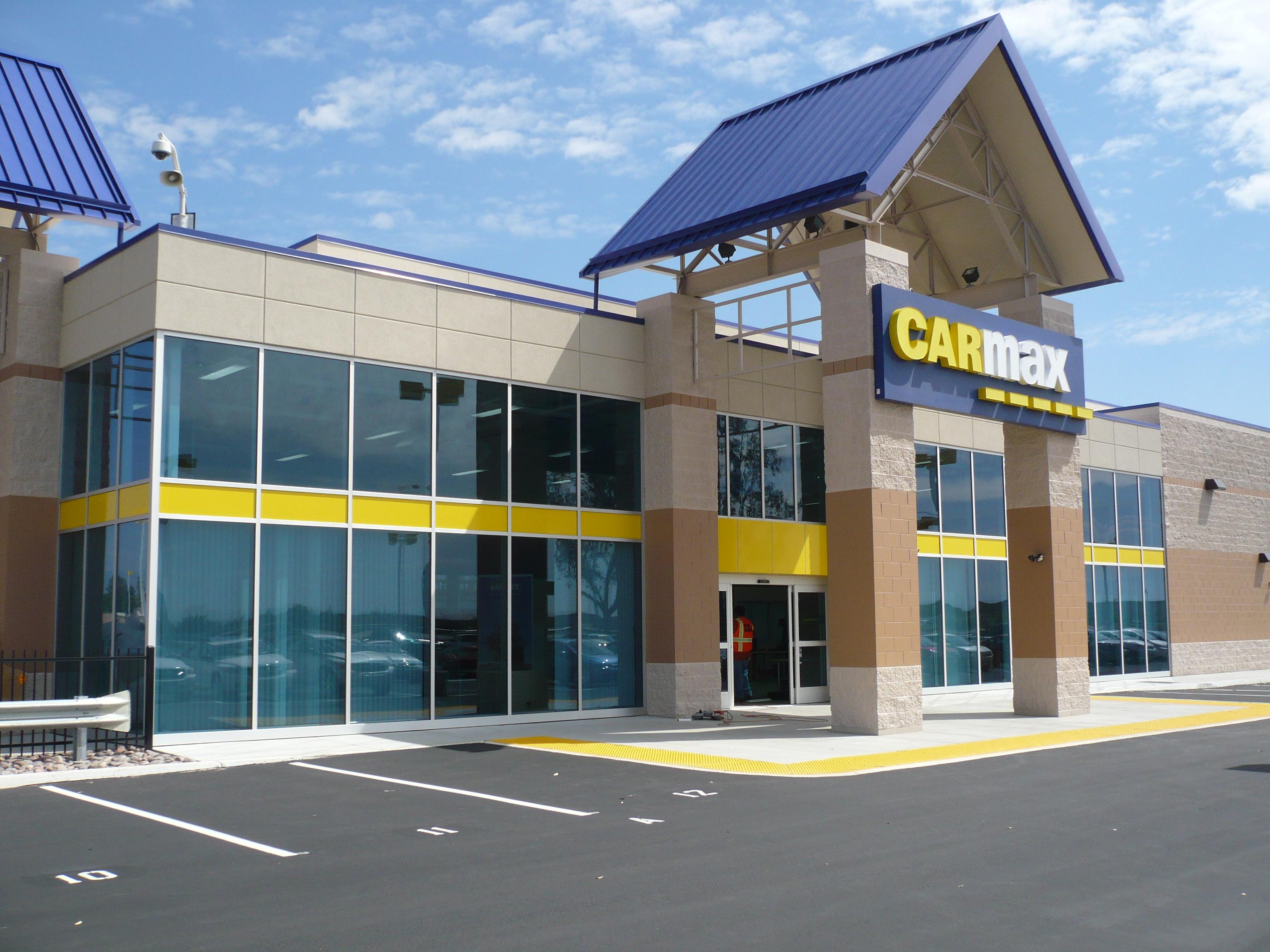 Carmax Commercial Complex