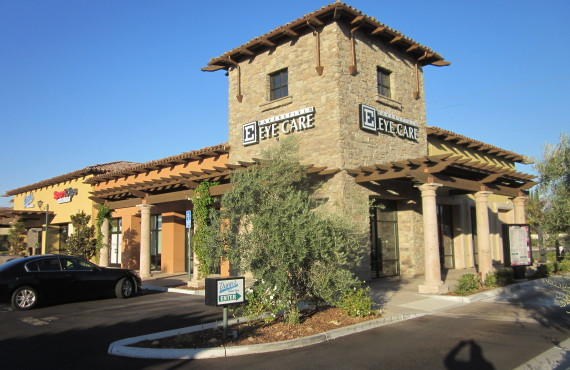 Grand Islands Retail Shops Bakersfield Sweaney Inc Paint