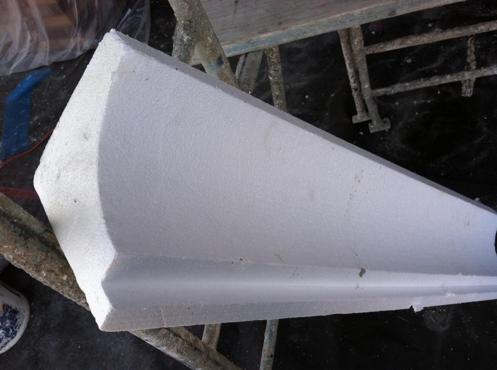 Custom Foam Cornice Shapes Sweaney Inc