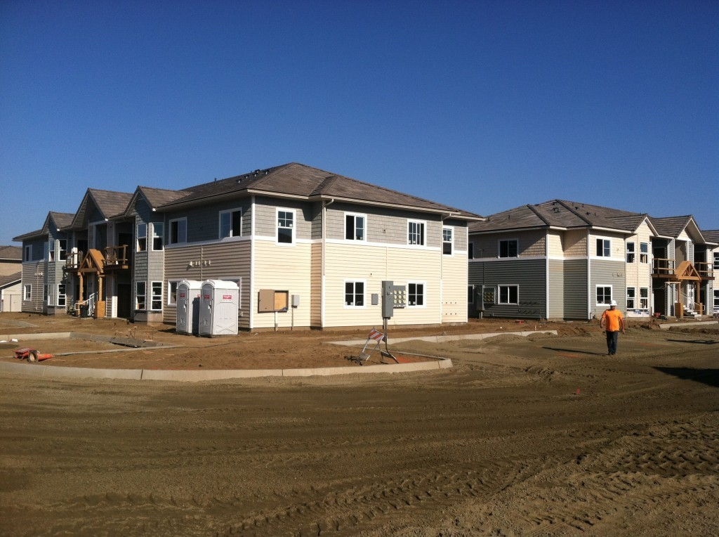 Sycamore Family Apts in Arvin, Ca.