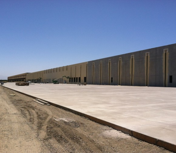 Ross Central Valley Distribution Center